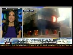 Faith Under Fire - Christians Under Attack In The Middle East - The Figh...