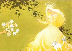 Rudolf Koivu i like the light colors Art And Illustration, Book Illustrations, Briar Rose, Fairytale Fantasies, Heart Art, Mellow Yellow, Faeries, Fantasy Art, Book Art