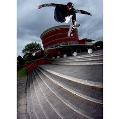 theskateboardmag: #Boo #Johnson, #Hardlflip, Photo: @shadlambert ( @elementusa, @SupraFootwear, @Kr3W_denim, #TSM102 ) (Taken with Instagram)