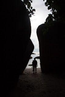 Pantai Tanjung Tinggi, Belitung - Indonesia