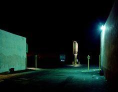 Highland Strip Mall, San Bernardino by Zack Herrera    Archival Pigment Print / PlexiFlex mounted    24 x 36 inches    Edition of 5