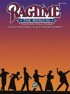Ragtime The Musical: Completevocal Score by Stephen Flaherty http://www.amazon.com/dp/0739058002/ref=cm_sw_r_pi_dp_QgBgvb0NCQ26W