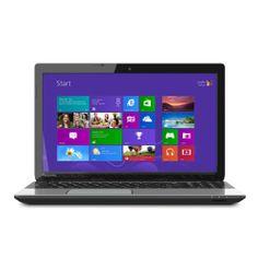 Toshiba Satellite L50-AST3NX1 Laptop Notebook Windows 8 - Intel i3-3217U 1.80GHz - 8GB RAM - 1.0TB HD - 15.6 inch display Toshiba Satellite L50-AST3NX1 Laptop, Intel® Core⢠i3-3217U Processor, Windows 8.1, 8GB DDR3 1600MHz, 1TB (5400 RPM), DVD SuperMulti, 15.6 HD TruBrite® LED Backlit Display (1366x768), HD webcam and microphone, 10/100/1000 Ethernet, Wi-Fi® Wireless networking (802.... #Toshiba #Personal_Computer