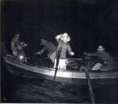 Pescadores de peixe espada preto | Portuguese Fishermen Night Fishing off the coast of Madeira for Espada (blackscabbard fish)