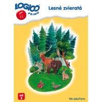 Lesné zvieratá - LOGICO Primo