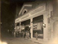 Cine São Bento, inaugurado em 1927 e fechado na década de 50.