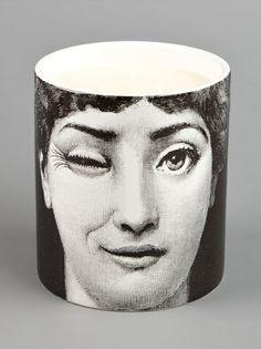 FORNASETTI - Silenzio scented candle 4