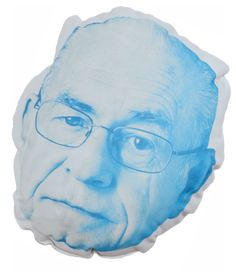 Carl Kasell Pillow!