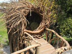 Sleep Like a Bird in Jayson Fann's Human Nests | Oddity Central ...