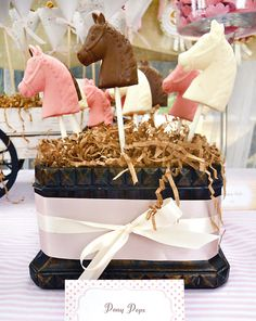 Chocolate horses Black, brown and white
