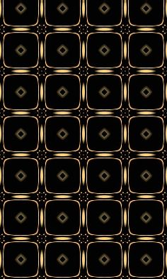 BLACK AND GOLD PATTERN IPHONE WALLPAPER BACKGROUND