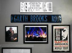 Concert Wall Art via StrumsandShots.com