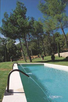 Piscine de r ve couloir de nage piscine d bordement for Reve d eau piscine