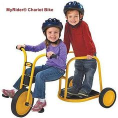 MyRider® Chariot Bike