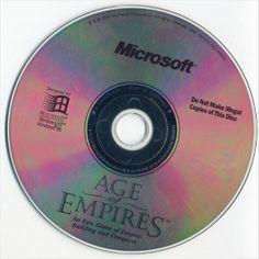 Microsoft Age of Empires - v. 1.0 Real Time Strategy game Windows PC CD B00004TOMI on eBid United Kingdom