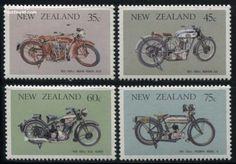 Motor cycle centenary 4v   1985