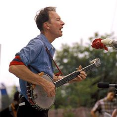 Pete Seeger 1919-2014 (natural causes)