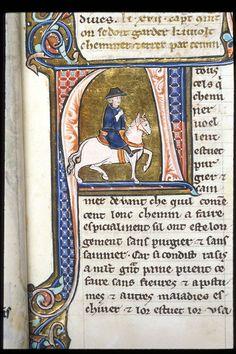 Sloane 2435 AuthorAldobrandino of Siena TitleLe Régime du corps (ff. 1-75v); Image du monde (ff. 77-133v) OriginFrance, N. (Lille?) Date3rd quarter of the 13th century (perhaps c. 1285) LanguageFrench (Walloon dialect) Folio 26