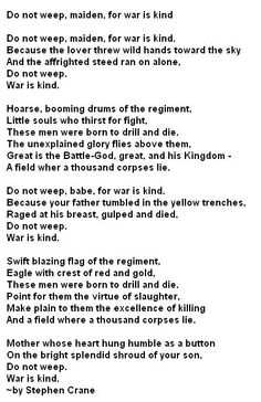 The War Poems of SIEGFRIED SASSOON | Letras | Pinterest | The o ...