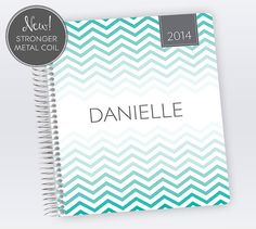 2014 Planner by PlumPaperDesigns-- cheaper alt. to life planner