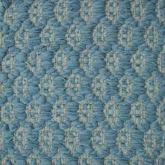 Honeycombs, main blue inside light blue 0513 on the natural yarn Vandra Rugs Yarn Colors, Colours, Honeycombs, Natural Linen, Scandinavian Design, Wool Felt, Bespoke, Light Blue, Rugs