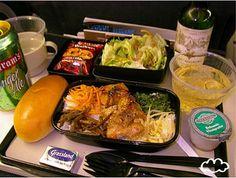 United Airlines - Dinner