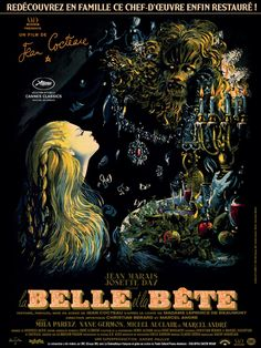 BEAUTY AND THE BEAST (by Jean Cocteau)