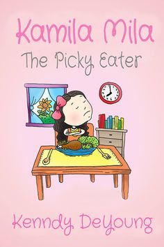 Fighting the war on picky tots is a daily battle for most moms. Try our book for the best solution >> www.kamilamila.com