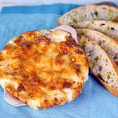 Crab Dip by Andrea Givens! #TheChew #Appetizer