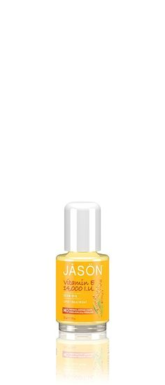 Jason Natural Cosmetics Pure Beauty Oil, 14,000 IU Vitamin E 1fl oz -- More info could be found at the image url.