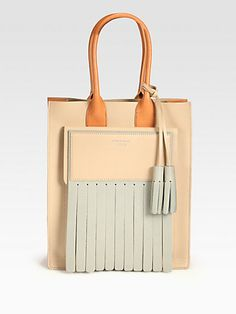 most beautiful object of the year? Acne Piers Colorblock Tote