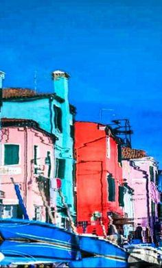Venice, Carnival, Fair Grounds, Island, Fun, House, Travel, Viajes, Home