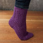 Ravelry: Fountains Socks pattern by Knit Picks Design Team Crochet Socks Pattern, Knit Or Crochet, Knit Picks, One Color, Colour, Yarn Colors, Knitting Socks, Ravelry, Crafts