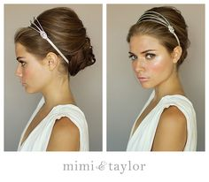 mimi & taylor / exclusive hair and makeup to the brides. san francisco and destination Wedding Hairstyles For Long Hair, Fancy Hairstyles, Bride Hairstyles, Wedding Hair And Makeup, Hair Makeup, Makeup Glowy, Glowy Skin, Bridal Makeup, Special Occasion Hairstyles