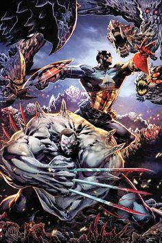 Marvel September 2018 Solicitations - COMIC BOOKS