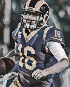 3bb38165 52 Best Jared Goff images in 2019 | Jared goff, La rams, National ...
