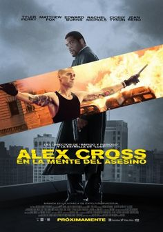 36fb6947c931 Alex Cross Poster Tyler Perry