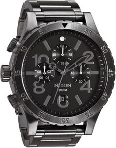 #Nixon 48-20 Chrono Watch