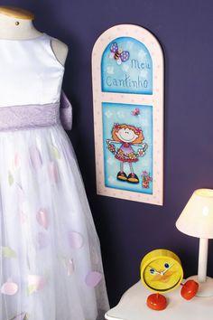 Decore o quarto das crianças / DIY, Craft, Upcycle