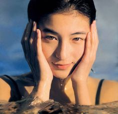 Hirosue Ryoko (広末涼子) 1980-, Japanese Actress