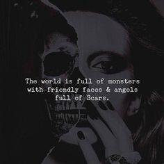 The world is full of monsters.. via (https://ift.tt/2H3Wgsy)