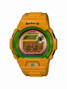 BLX-100-9ER Baby G, Minden, Casio Watch