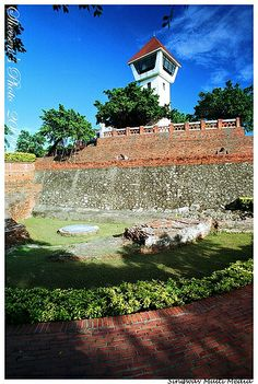 Fort Zeelandia, Anping, Tainan #Taiwan 台南 安平古堡
