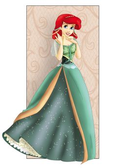 so tonight i would just draw a new dress for Ariel and continue my collection ! change her look a little and. Ariel: New dress Ariel Disney, Disney Little Mermaids, Disney Dream, Disney Girls, Disney Style, Disney Magic, Disney Family, Walt Disney, Steampunk Disney Princesses