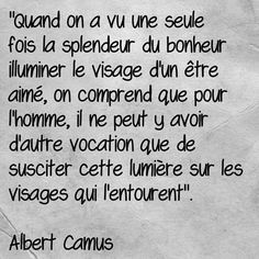 Wise Quotes About Love, May Quotes, Love Life Quotes, Some Quotes, Quotes To Live By, Albert Camus Quotes, French Quotes, Entrepreneur Quotes, Meaningful Words
