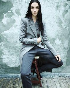 Mariacarla Boscono by Rafael Stahelin for Vogue Korea November 2011