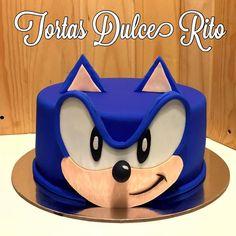 Sonic Birthday Parties, Boy Birthday, Birthday Cakes, Fondant, Cake Decorating, Decorating Ideas, Chocolate, Theme Ideas, Leo
