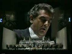 Noam Sheriff Placido Domingo Sephardic Passion Conductor Zubin Mehta