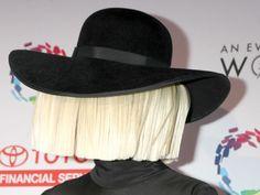 "Sia ""Frees the Animal"" in PETA's Haunting Animal Runway"