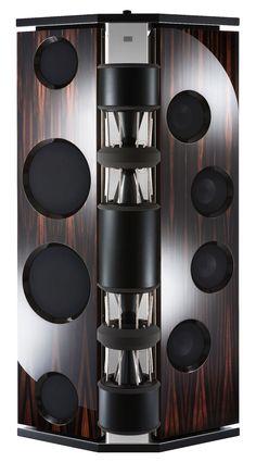 German Physiks Emperor Mk II. $240000 Audiophile Speakers, Hifi Audio, Audio Speakers, Stereo Speakers, Fi Car Audio, Speaker Box Design, Audio Design, High End Audio, Built In Speakers